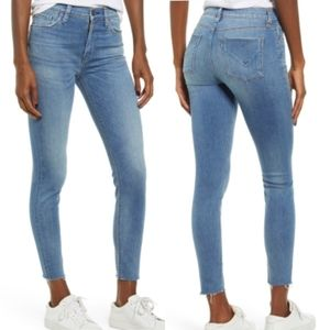 New Hudson High Waist Barbara Skinny Ankle Jea…